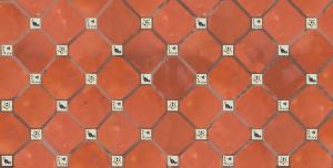 Southwest tile plain bkgd